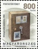[Definitives - Postal History, Typ HWF]