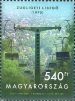 [The 50th Anniversary of the Zugliget Chairlift, Typ HWN]