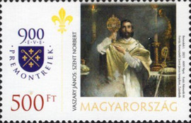 [The 900th Anniversary of the Order of Canons Regular of Premontre, type HYK]