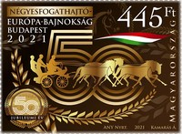 [The 50th Anniversary of the Driving European Championship for Four in Hand, type HZW]