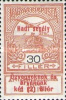[Aid to Flood Victims Stamps of 1913 Overprinted