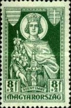 [The 900th Anniversary of the Death of St. Emeric, Typ KY]