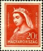 [The 700th Anniversary of the Death of St. Elizabeth, 1207-1231, Typ LP1]