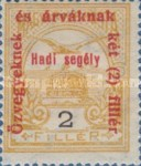 [Turul over Crown of Saint Stephen & King Franz Joseph - Stamps of 1913 Overprinted and Surcharged, type M1]