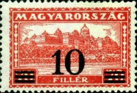 [Royal Palace Stamps of 1927 Surcharged, Typ MK]