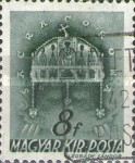 [The Church in Hungary - New Watermark, Typ QD11]