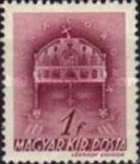 [The Church in Hungary - New Watermark, Typ QD7]