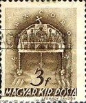 [The Church in Hungary - New Watermark, Typ QD8]