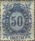 [Telegraph Stamps - New Perforation, Typ A11]