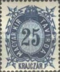 [Telegraph Stamps - New Perforation, Typ A9]