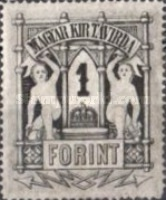 [Telegraph Stamps - New Perforation, Typ B4]