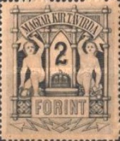 [Telegraph Stamps - New Perforation, Typ B5]