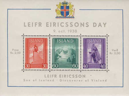 [Leifr Eiricssons Day, type ]