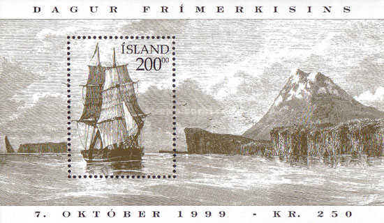 [Day of the stamp - Historic Ships, Typ ]