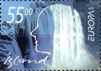 [EUROPA Stamps - Water, Treasure of Nature, type ABC]
