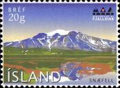 [International Year of Mountains - Mount Snaefell, Typ ABZ]