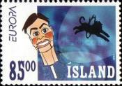 [EUROPA Stamps - The Circus, Typ ACF]