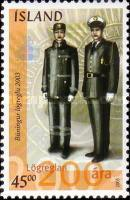 [The 200th Anniversary of the Icelandic Police Force, Typ ACV]