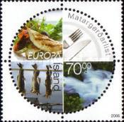 [EUROPA Stamps - Gastronomy, тип AFQ]