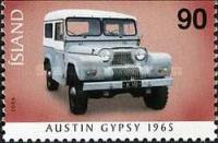 [The First Jeeps - Imperforated on 1 or 2 sides, Typ AGP]