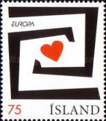 [EUROPA Stamps - Integration through the Eyes of Young People, Typ AGS]