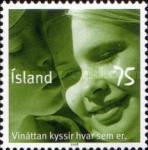 [Greeting Stamps, Typ AIU]