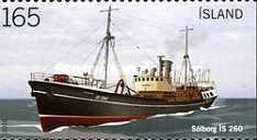 [Ships - Renovation of Trawlers, type ALQ]