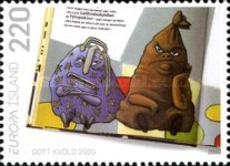 [EUROPA Stamps - Children's Books, type ALV]