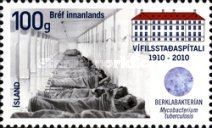 [The 100th Anniversary of the Vifilsstadir Sanatorium, type AMF]