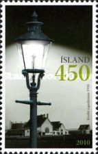 [The 100th Anniversary of Reykjavik's First Gas Lighting, type AMH]