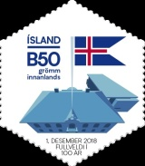[The 100th Anniversary of Icelandic Independence and Sovereignty, Typ AVT]