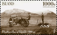 [Agriculture - The Akranes Tractor, Typ AWO]
