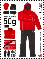 [The 100th Anniversary of the Union of Postal Workers, Typ AXD]