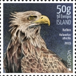 [EUROPA Stamps - National Birds, type AXJ]