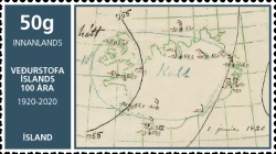[The 100th Anniversary of the Icelandic Met Office, type AXX]