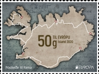 [EUROPA Stamps - Ancient Postal Routes, type AYG]