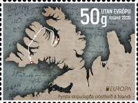[EUROPA Stamps - Ancient Postal Routes, Typ AYH]