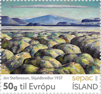 [SEPAC - Landscapes - Artwork from the National Gallery of Iceland, Typ AYL]