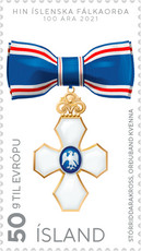 [The 100th Anniversary of the Order of the Falcon, Typ AYQ]