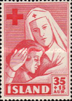 [Charity Stamps, Typ CJ]