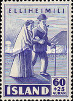 [Charity Stamps, Typ CL]