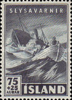 [Charity Stamps, Typ CM]