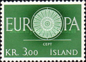 [EUROPA Stamps, Typ EX]