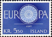 [EUROPA Stamps, Typ EX1]