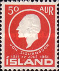 [The 150th Anniversary of the Birth of Jon Sigurdsson, type FA]