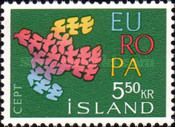 [EUROPA Stamps, Typ FC]