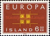 [EUROPA Stamps, Typ FR]