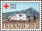 [The 100th Anniversary of the Red Cross, type FS]