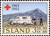 [The 100th Anniversary of the Red Cross, type FS1]