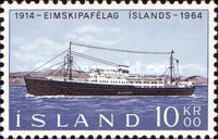 [The 50th Anniversary of the Iceland Steamship Company, type FT]